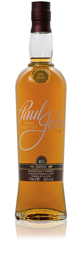Paul John Single Malt Edited